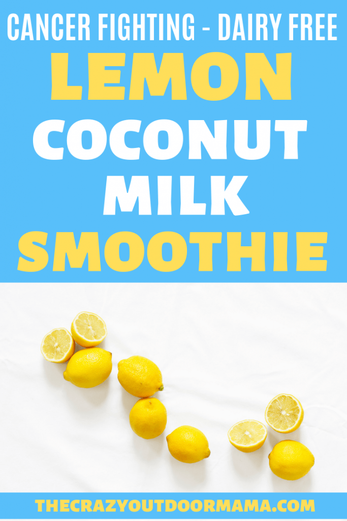 A DELICIOUS Lemon Peel Smoothie Recipe with Tons of Health