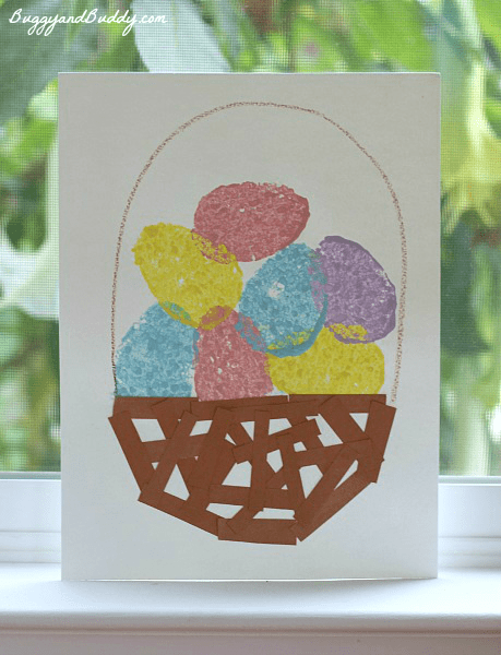 Kids Easter Crafts That Are Cheap And Easy The Crazy Outdoor Mama