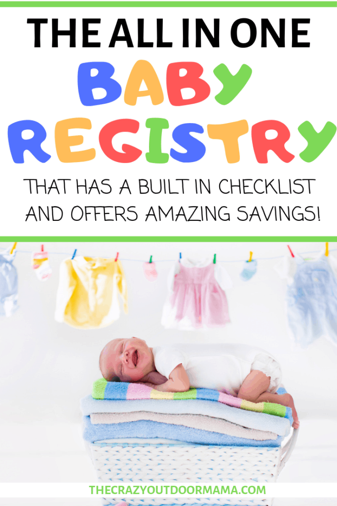 Amazon is the ultimate baby registry hub - forget buy buy baby! they offer major discounts, free diapers, and everything is super organized so you don't forget a must have baby product!