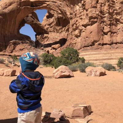 Hiking with Toddlers: Tips to keep trekkin!