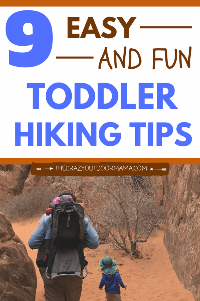 If you are going to hike with your toddler, you gotta be prepared to ensure they have fun and want to hike again! Check out these easy tips to keep your toddler excited about hiking! Hiking games, trail snacks for toddlers, and more are included! Next time you are hiking or camping with your toddler and want to explore, keep these in mind!