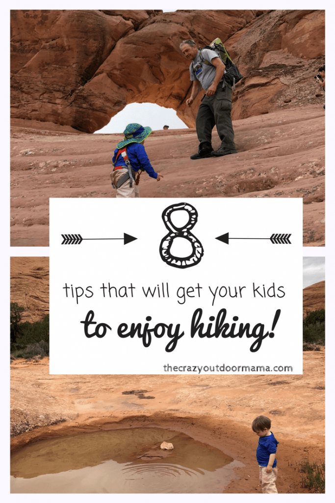 Hiking with kids tips, backpacks for kids, games for kids hiking