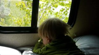 RV Camping with Toddlers - How to get some sleep!