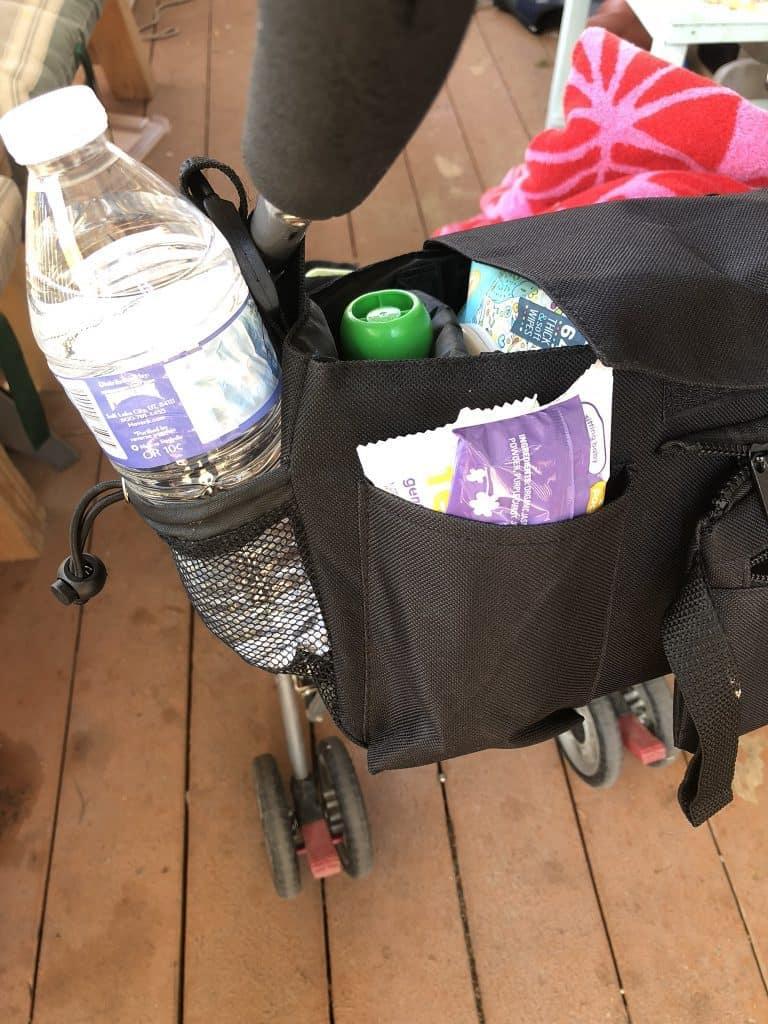 best stroller organizer