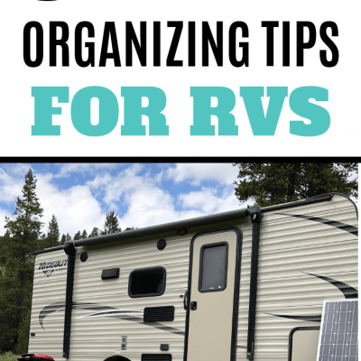 41+ Best RV Space Saving Organization Accessories and Hacks of 2019 + Video Walkthrough!