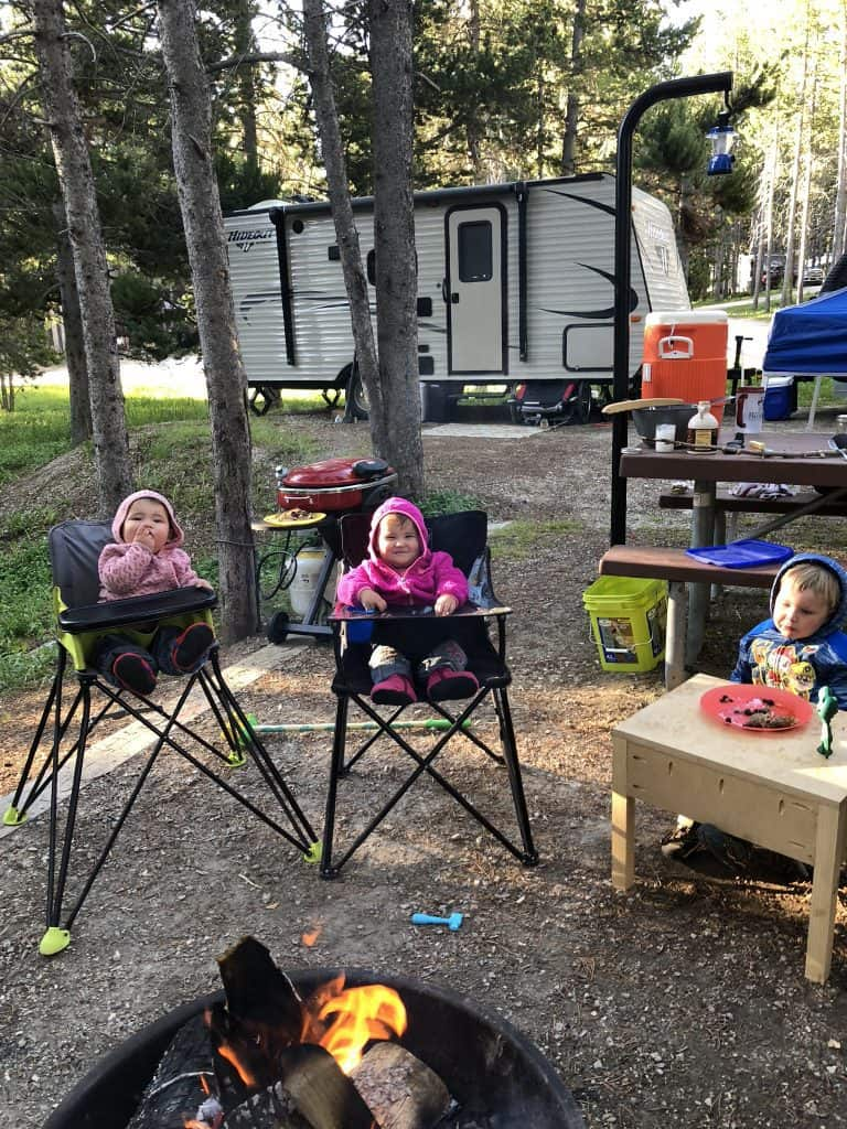 camping with kids craft ideas at camp