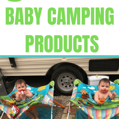9 MUST HAVE Pieces of Baby Camping Gear for a Stress Free Camp Trip! (+Top Rated Baby Bed and Carrier!)
