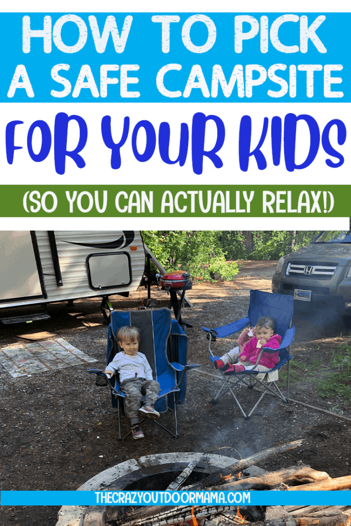 how to pick a kid friendly campground no matter where you are
