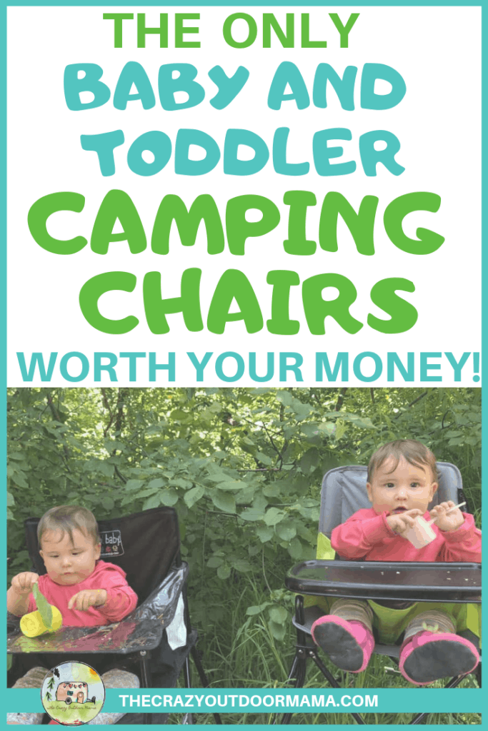 the best toddler camping chairs for 2019