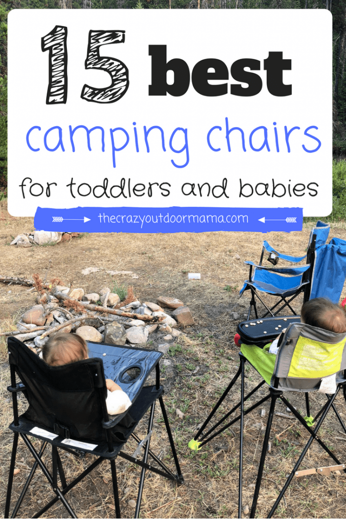 If you're camping with your baby or toddler, an awesome camp chair is a must! Check out this list of the best portable baby and toddler camping chairs to find out which one is best for you!