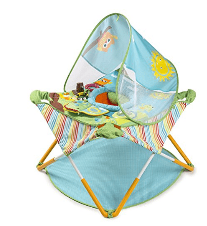best portable baby jumper activity center for camping