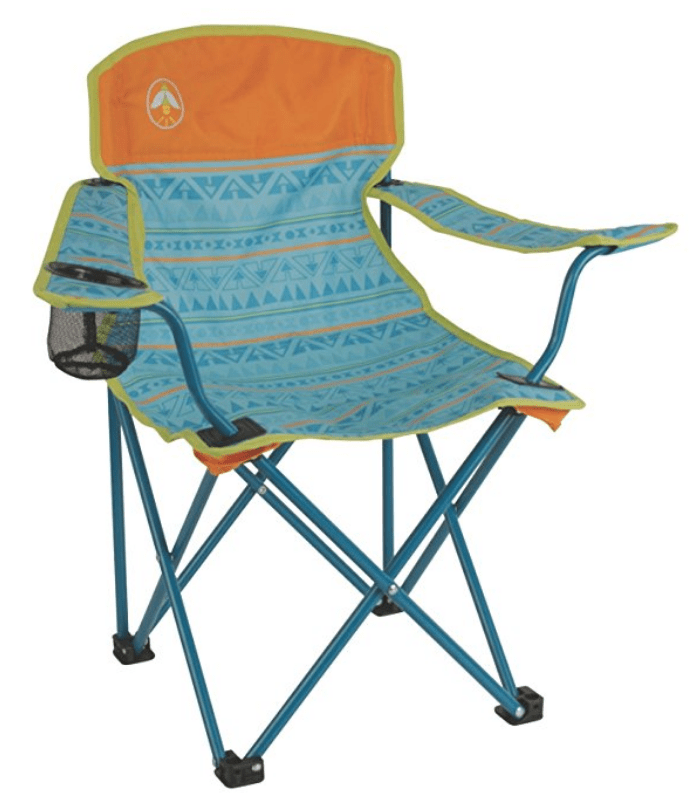 safe kids camping chair from coleman
