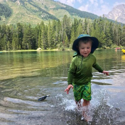 The Scoop on String Lake (a family favorite) from a Local!