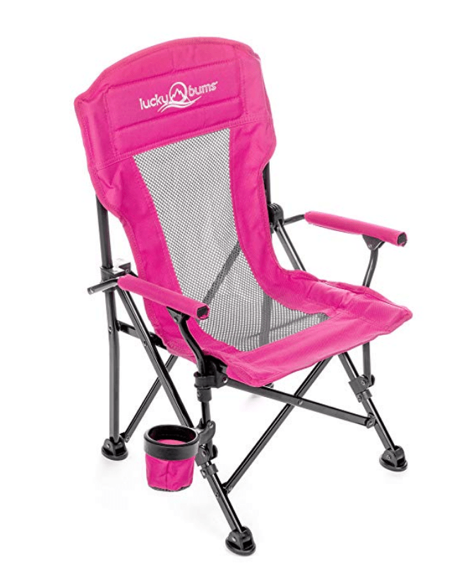 lucky bums toddler lounge chair