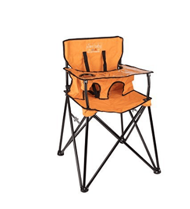 lightweight camping highchair for baby