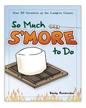 s'more recipe book