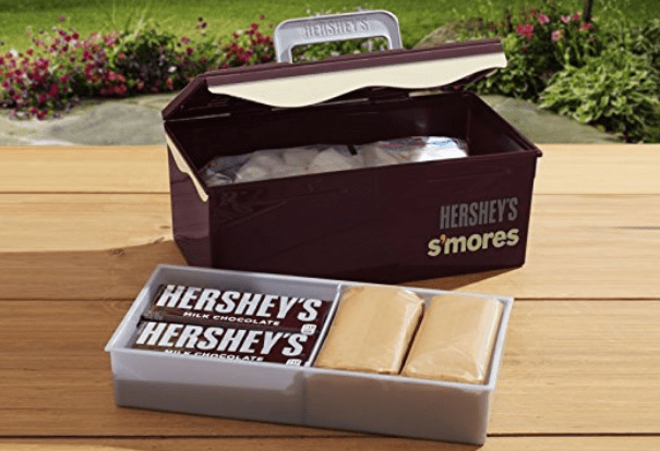 smores carrying case for party