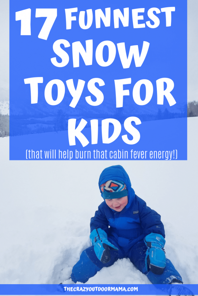 fb5a71052532 The 17 Best Snow Toys for Kids of 2019 to Make Winter AWESOME (and ...