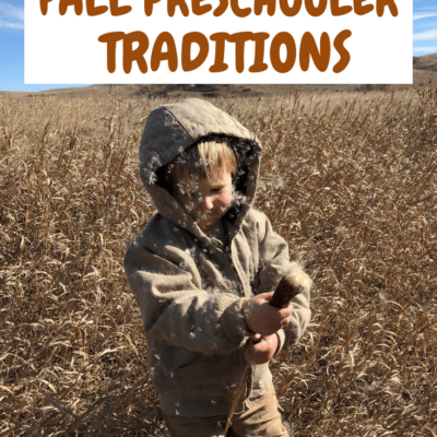 8 Funnest Fall Activities for Preschoolers (That Will Turn Into Traditions!)