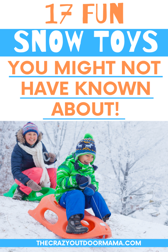 SNOW TOYS FOR KIDS