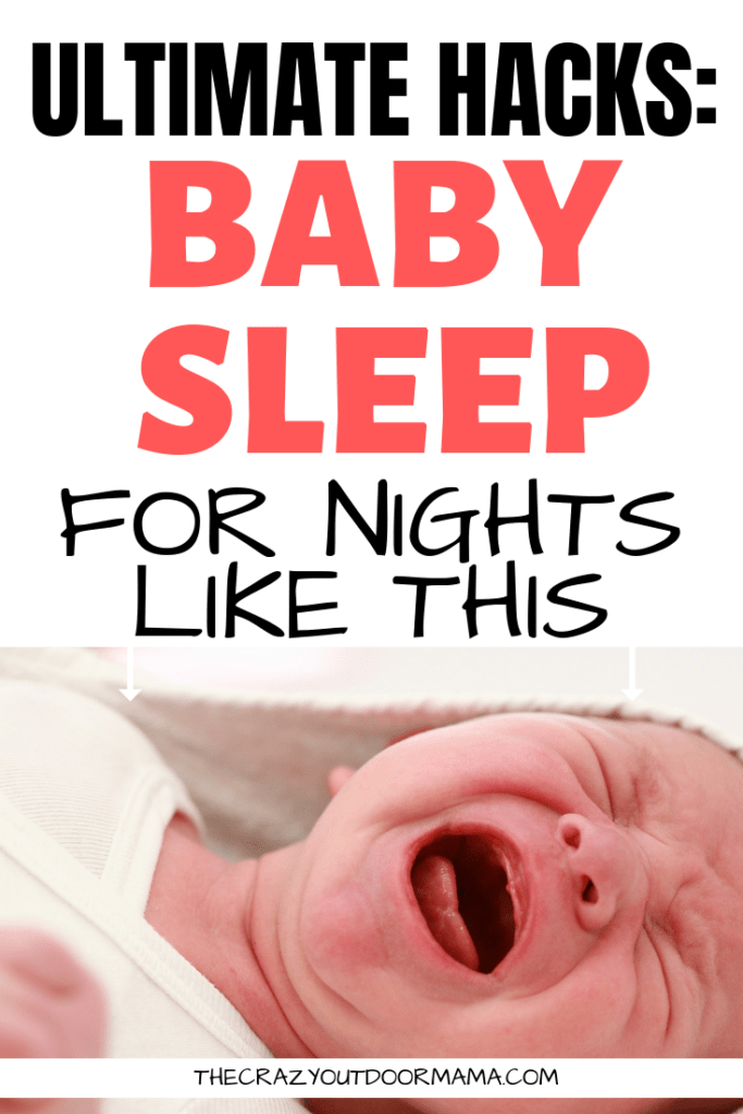 One of the most sought after newborn hacks is how to get your baby to sleep when they refuse! A number of things could be going on... but with some of the baby sleep tips, you might be able to help them! With these sleep ideas, avoid CIO and help your baby fall asleep in a way that is OK for both parents and children!