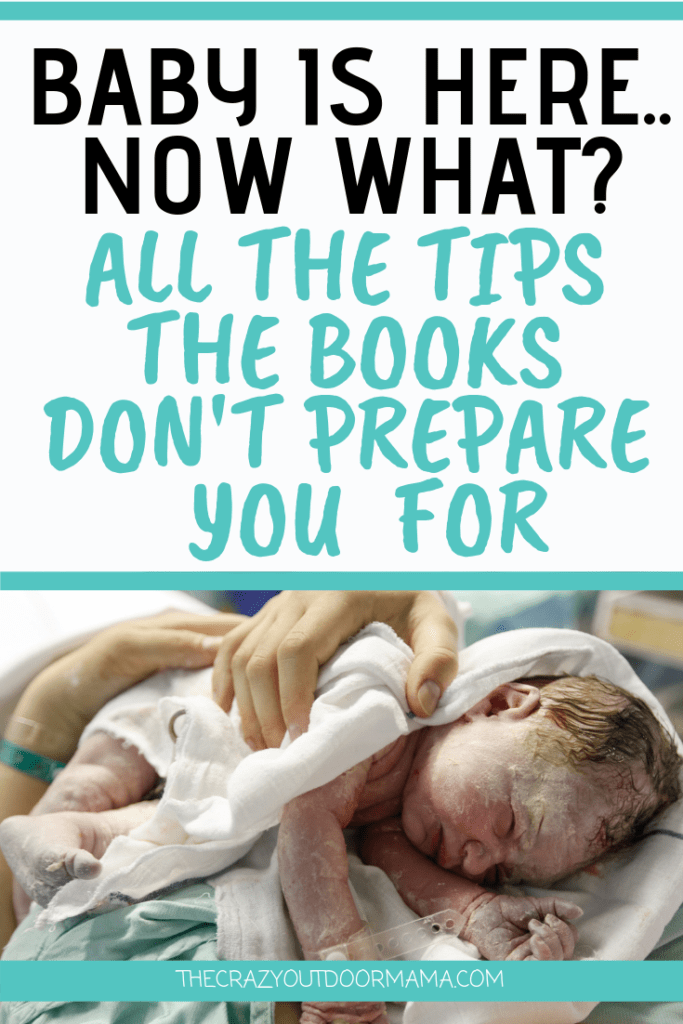 all the first time mom advice that the books and your ob didn't help with!
