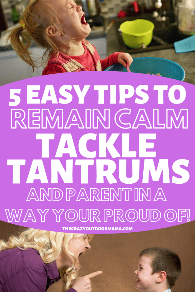 If you're a new parent, you might wonder how in the world to handle those tantrums that seem to happen for no rhyme or reason. It turns out there IS a reason, and you can handle them through gentle parenting!
