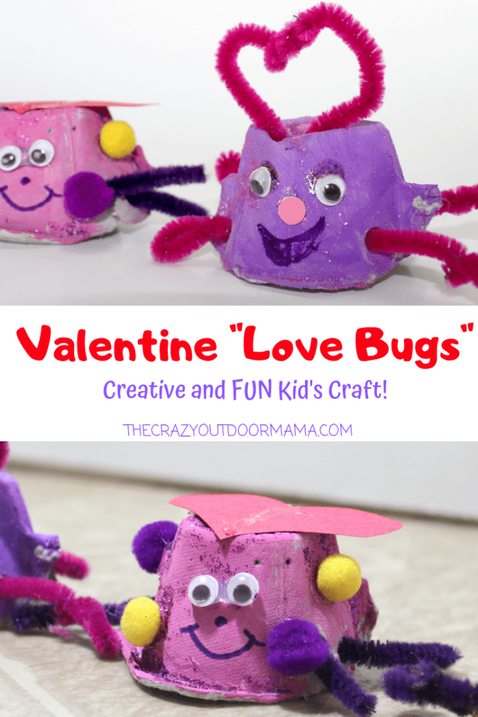 this cute and easy valentine kids craft is easy for preschoolers and can be even more fun for older kids!