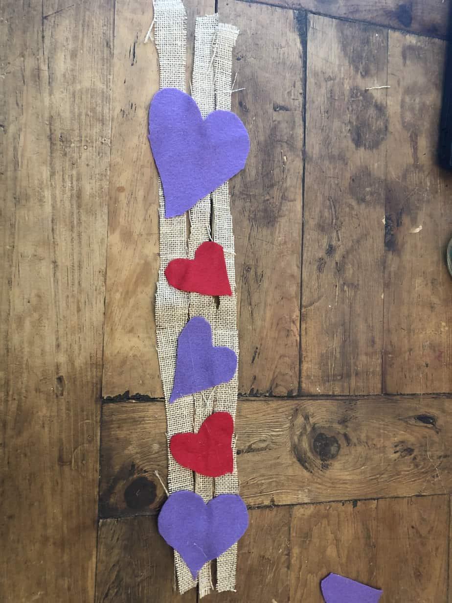 fun senior craft to decorate for valentines