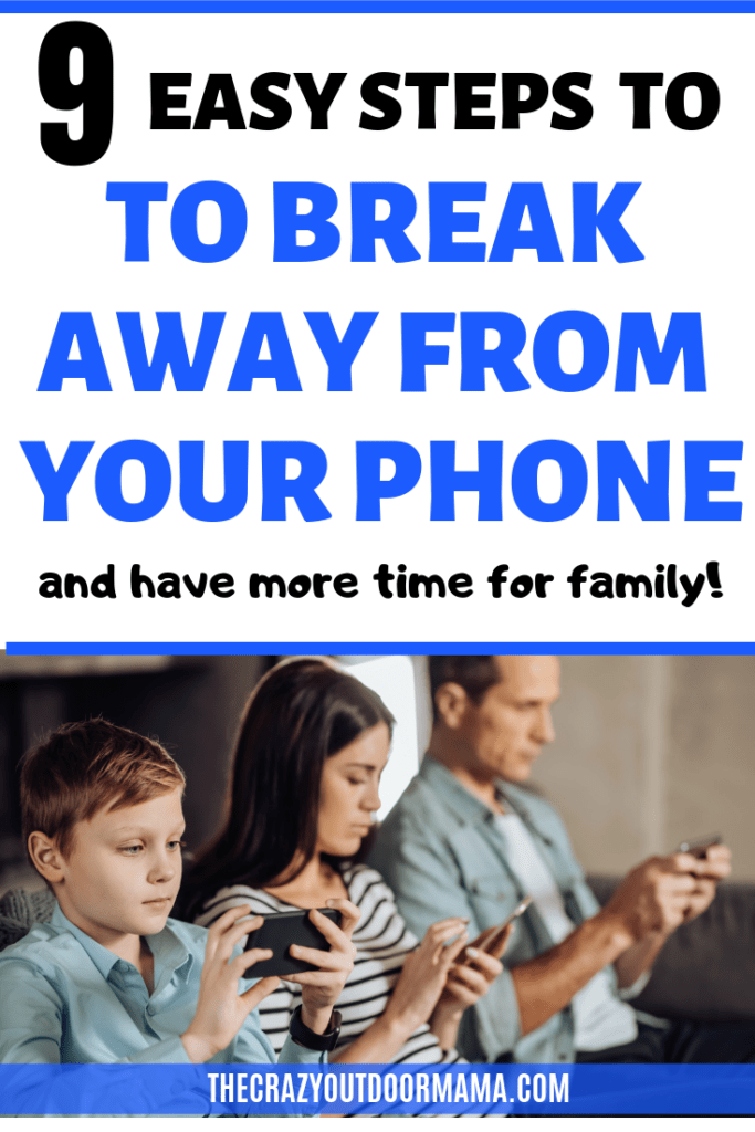 check out this mom advice to find out how to decrease your screen time and be a happier stay at home or working mom by decreasing your screen time!