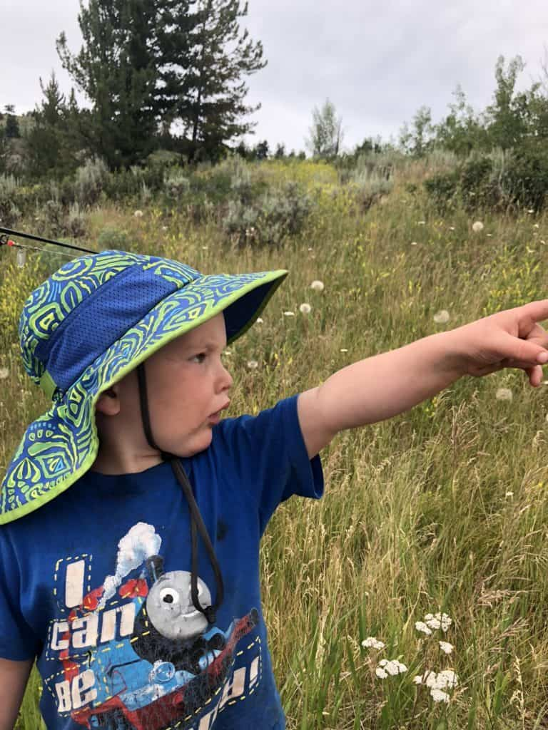 the best hat for camping with toddlers