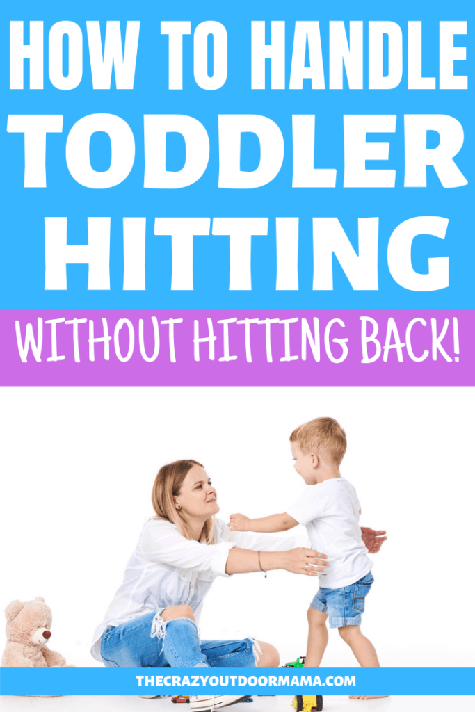 tips to help toddler who seems angry and hits without spanking or timeout gentle parenting