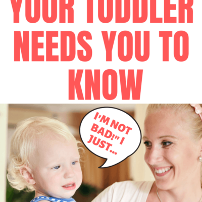 5 Things to Know That Make Toddlers So Much Easier to Handle!