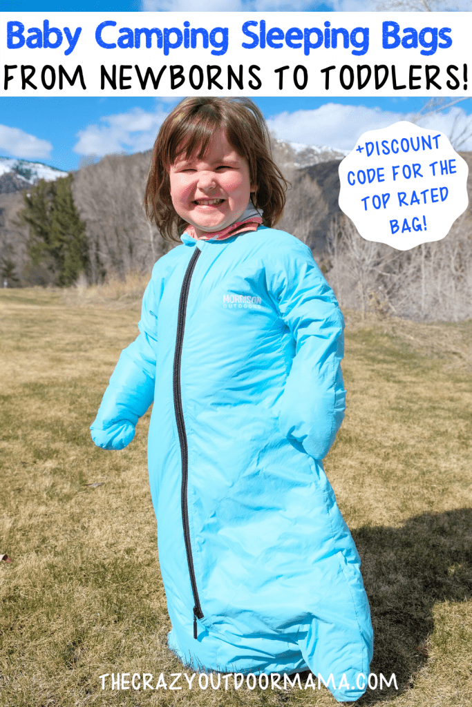 BABY CAMPING SLEEPING BAG REVIEWS MORRISON OUTDOORS