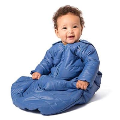 big sale c37a2 07513 The Best Baby Sleeping Bag for Camping of 2019, and How to ...