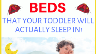 The Only 3 Toddler Camping  Beds Worth Your Money!