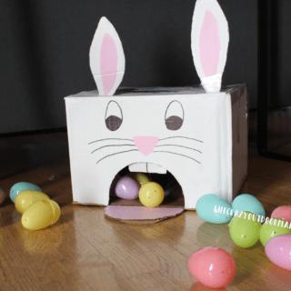 easy easter game for kids diy using plastic easter eggs