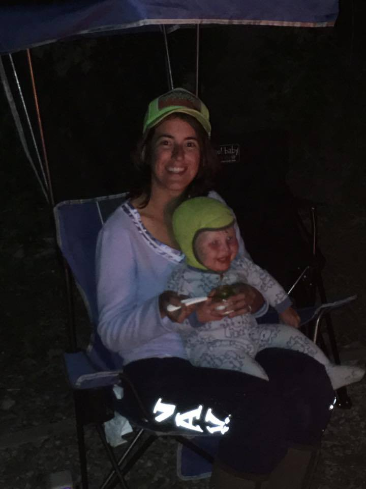 camping baby tips to keep baby warm while camping