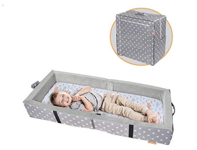 official photos cf653 2f115 The Only 3 Toddler Camping Beds of 2019 Worth Your Money ...