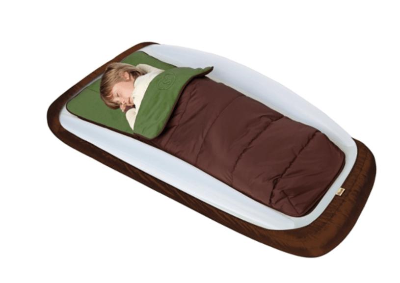 shrunks travel toddler bed
