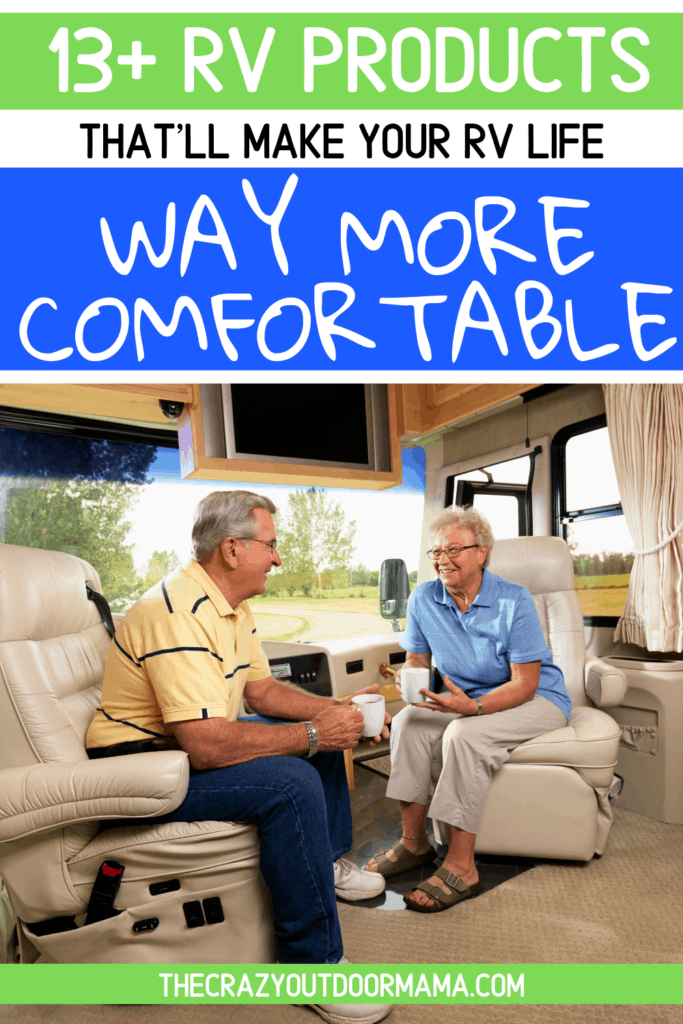 RV MUST HAVES TO MAKE CAMPING EASIER