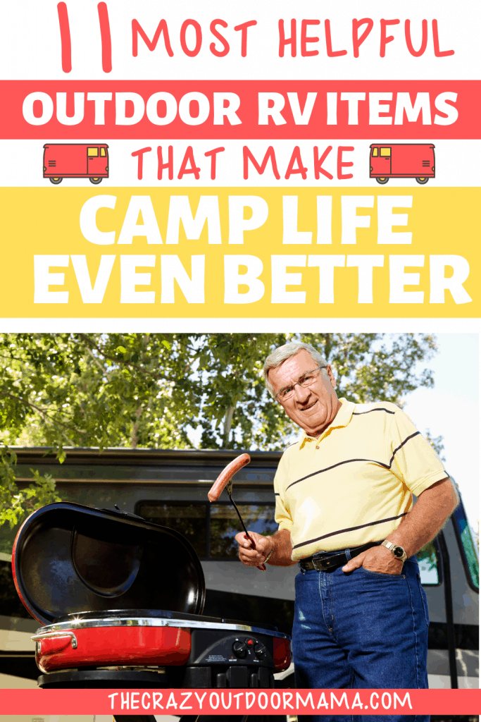 BEST RV PRODUCTS FOR EASY CAMPING LIFE