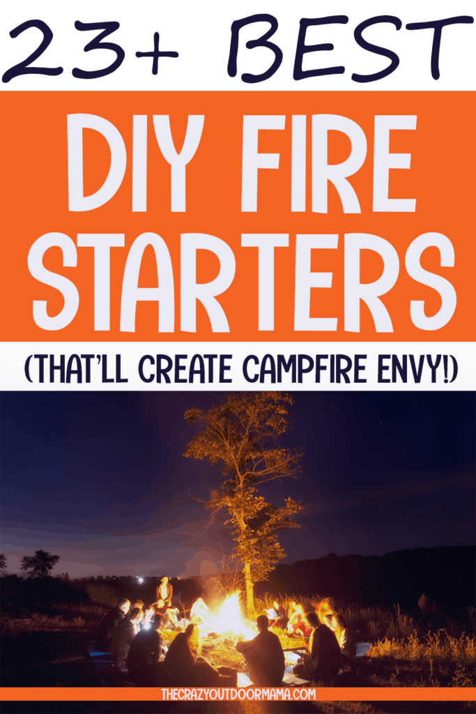 best homemade fire starters