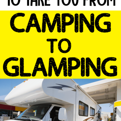 fun rv products you don't need but are for comfort or gifts