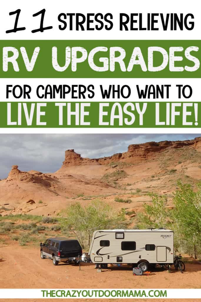 rv and travel trailer must haves for a relaxing stress free camp trip
