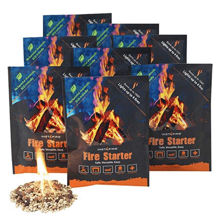 best firestarter to buy for camping