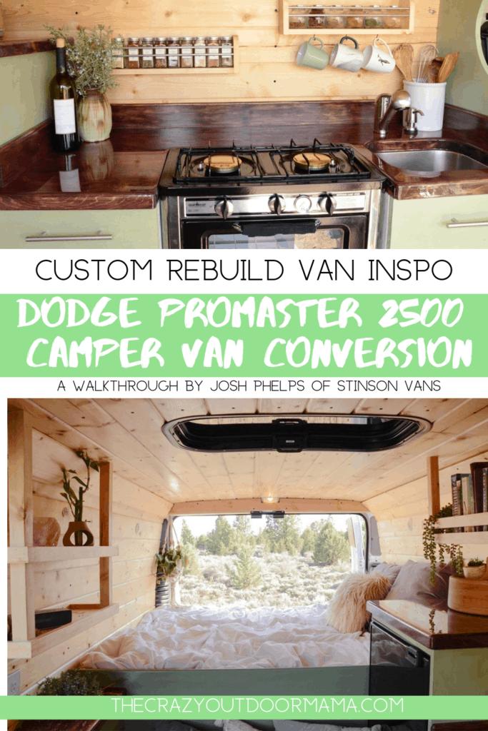van decor renovation ideas for camper van dodge promaster conversion