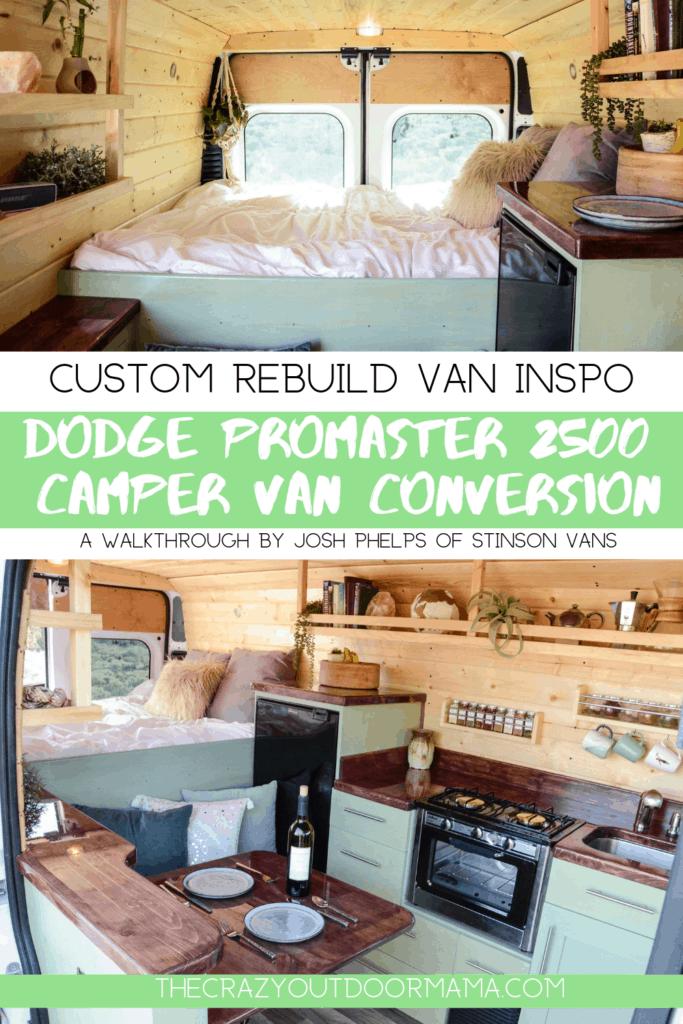 camper can conversion van life decoration ideas for renovation stinson vans