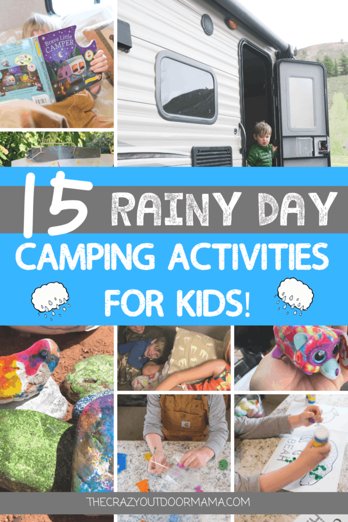 15 Fun And Cheap Rainy Day Camping Ideas For Kids Pdf Printables