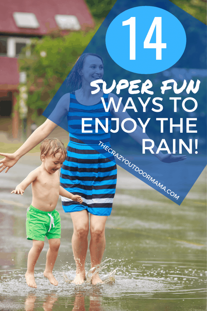 RAIN ACTIVITIES FOR KIDS
